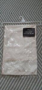 💛💛mens vintage st Michael's 100pc evening silk scarf 💛💛