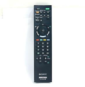 Sony RM-GD009 TV Bravia Remote Control - Tested Working! Genuine!