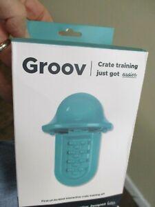 Diggs Groov Dog Training Toy/Dog Training Aid - Dog Treat Dispenser, Dog Crate T