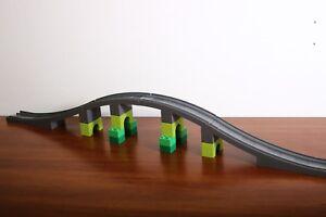 Lego Duplo Train Bridge (part of set 10508-1) 100% complete