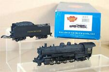 BROADWAY LIMITED 231 CLINCHFIELD 2-8-2 MIKADO LOCO 418 DCC FITTED & SOUND mw