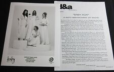 BABY ALIVE 'WHAT IS IT?' 1997 PRESS KIT--PHOTO