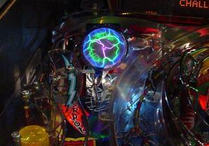 CIRCUS CIRQUS VOLTAIRE  Pinball Plasma Mod Add-on