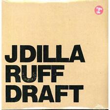 J Dilla - Ruff Draft - LP Vinyl, New