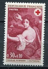 FRANCE TIMBRE NEUF N° 1581  **   CROIX ROUGE  AUTOMNE