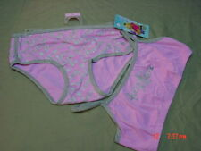 NWT Girls Underwear Set Hannah Montana Pink Silver Larg