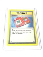 POKEDEX - Base Set - 87/102 - Uncommon - Pokemon Card - Unlimited - NM