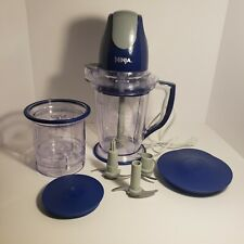 Ninja Master Blender Smoothie Maker Recipe Book 1. 5 Liters and 2 Cup Pitchers