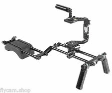 Camtree Hunt L-PRO Shoulder Mount Rig Adjustable Cage for Sony Canon 5D Mark II