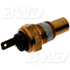 BWD WT357 Engine Coolant Temperature Switch - For Gauge