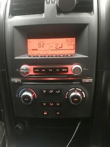 FORD TERRITORY 2005 - 2010 ICC UNIT SINGLE CD PLAYER SINGLE ZONE