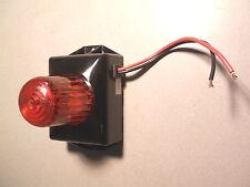 NEW J.W 537 24 VOLT RED STROBE LIGHT FREE SHIPPING