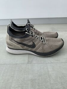 Nike Air Zoom Mariah Flyknit Racer Gray AA0521-002 Running Shoes Women's 10