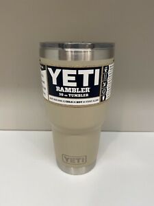 *BRAND NEW* YETI Rambler 30 oz Sand - Rare DISCONTINUED color