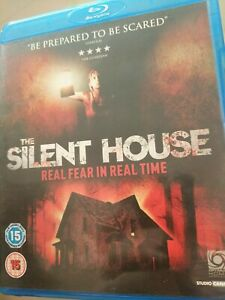 THE SILENT HOUSE BLU-RAY