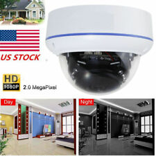 HD 1080P 180 Degree camera 2.0MP Wide Angle Fisheye Dome IR AHD Camera Security