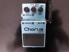 1985 Boss Chorus CE-3, Made in Japan, MIJ, vintage