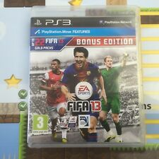 FIFA 13 (2013) - BONUS EDITION - SONY PLAYSTATION 3 PS3 GAME - MINT