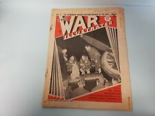 The War Illustrated No. 31 Vol 2 1940 Finland Romania Achilles Sylt Lifeboat