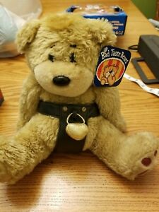 """Bad Taste Bears """"Chas"""" Bear Chastity Belt Soft Toy Plush with tags - Adult 10721"""