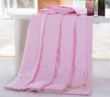 Summer Comfy Soft Mulberry Silk Filled Silk Duvet Air Quilt Blanket All size NEW