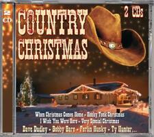 Country Christmas - Various Artists (2012)   2 CD NEU OVP