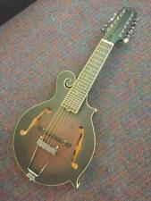 Gold Tone Mando-Guitar Model F-12 Plays like Guitar-New with Case and Shop Setup