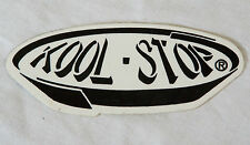 VINTAGE NOS KOOL STOP INTERNATIONAL BRAKE PADS PROMO STICKER BICYCLE BIKE RETRO