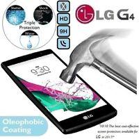 100% Verre Trempé Premium 9H protecteur d'écran LCD H815 TéléPhone pour LG G4