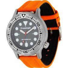 Freestyle Ballistic Diver Watch 200 meter Water Resistant Watch 10024400 Orange