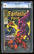 Fantastic Four #76 CGC 9.6 1968 1104724003