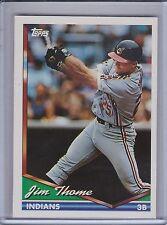 JIM THOME 1994 Topps Spanish #612   (C547)