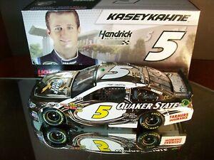 Kasey Kahne #5 Quaker State Polished Nickel 2013 Chevrolet SS 1:24 Lionel 144