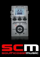 ZOOM MS 50G Multistomp Electric Guitar FX Pedal Chorus Delay Reverb Effects MS50