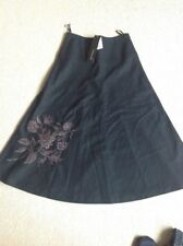 David Lawrence Dry-clean Only Knee-Length Regular Skirts for Women