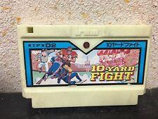 10-Yard Fight Famicom Japan NTSC-J Nintendo Family Computer