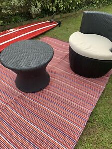Outdoor Matting - Recyclyed Plastic Mat for Patio, Garden, Home, 2.5x1.5m🤩