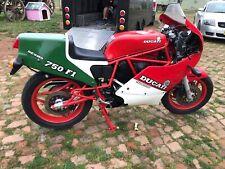 Outstanding original ducati 750F1 1986 beautiful condition CLASSIC!