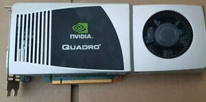 2x Nvidia Quadro FX4800 1.5GB Workstation Video Graphics Cards