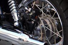 Triumph Rear Brake Caliper Relocation Bracket Thruxton Bonneville T100 Up N Over