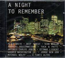 A NIGHT TO REMEMBER - CD (NUOVO SIGILLATO)