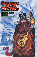 Dungeon Crawl Classics RPG: The Old God's Return (Holiday Module) digest sized