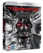 Terminator Genisys (Zoom Exclusive) (4K Ultra HD + Blu-ray (Futurepak Steelboo