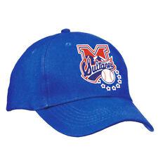 Sultanes de Monterrey Baseball color Blue King Cap Hat
