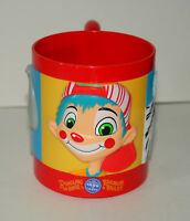 Ringling Brothers Barnum & Bailey Circus Plastic Coffee Mug Cup Box New NOS
