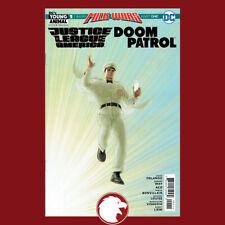 JLA Doom Patrol Special #1 A Regular Frank Quitely 1st Print