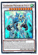 GUERRIERO POLVERE DI STELLE Ultra Rara in Italiano SDSE-IT040  YUGIOH