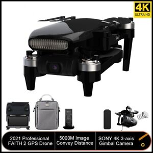 Faith 2 5G GPS 4K HD Professional Drone 3Axis Gimbal Camera With 2 Year Warranty