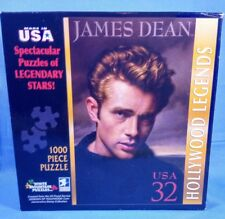 James Dean White Mountain Puzzle 1000 Piece Made In USA