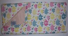 Waterproof Washable Reusable Baby Changing Pad Floor Mat Bed Crib Play Liner